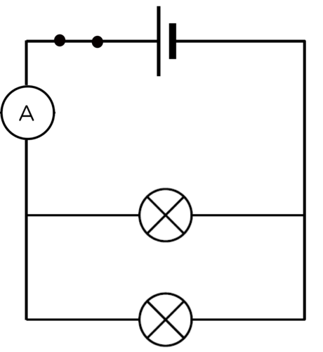 This Is A Diagram Of A Simple Parallel Circuit Manual Guide